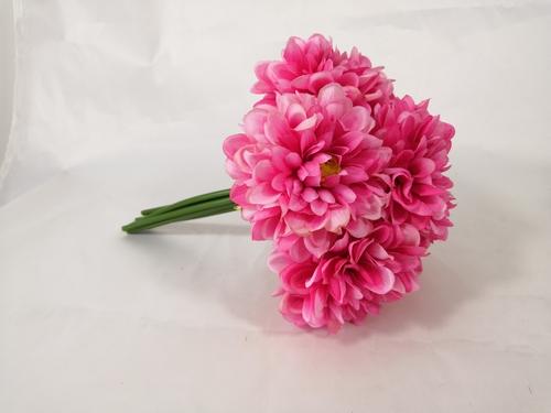 玫瑰花球|买物超所值六头大丽花把束,就到沐杉工艺品