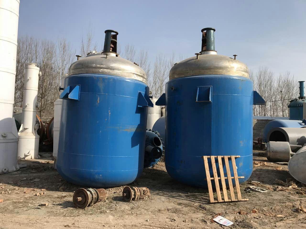 二手1000L电加热反应釜_供应济宁质量好的二手反应釜设备