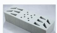 高质量的再生海绵_热忱推荐_专业的冲形海绵异形海绵供应商