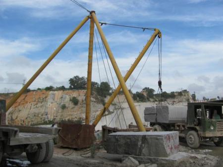 水电水利施工起重机