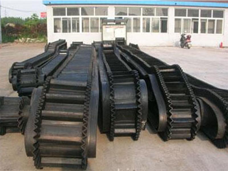 大倾角输送带加工-实惠的大倾角输送带当选海轩矿山配件