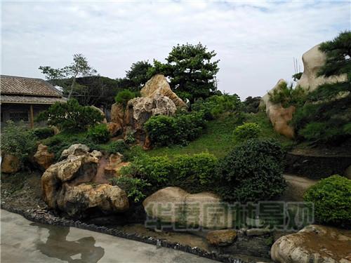 广西庭院景观设计,别墅园林景观施工