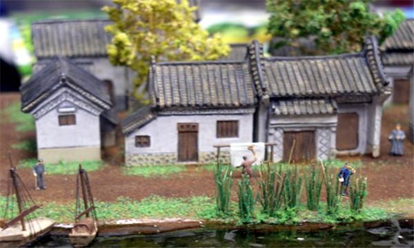广东值得信赖的模型设计公司,广东广州仿古模型公司