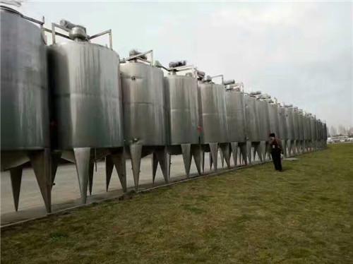 二手不锈钢运输罐_质量好的二手储罐设备批发