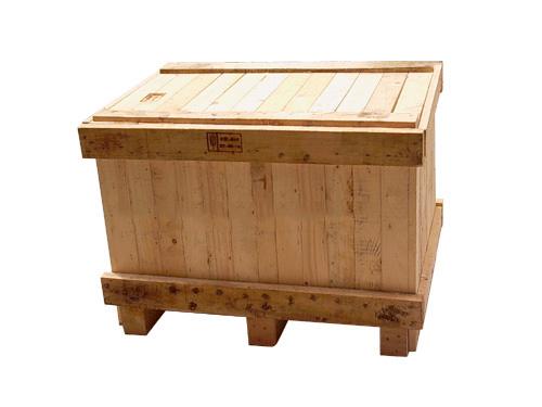 夹板包装箱