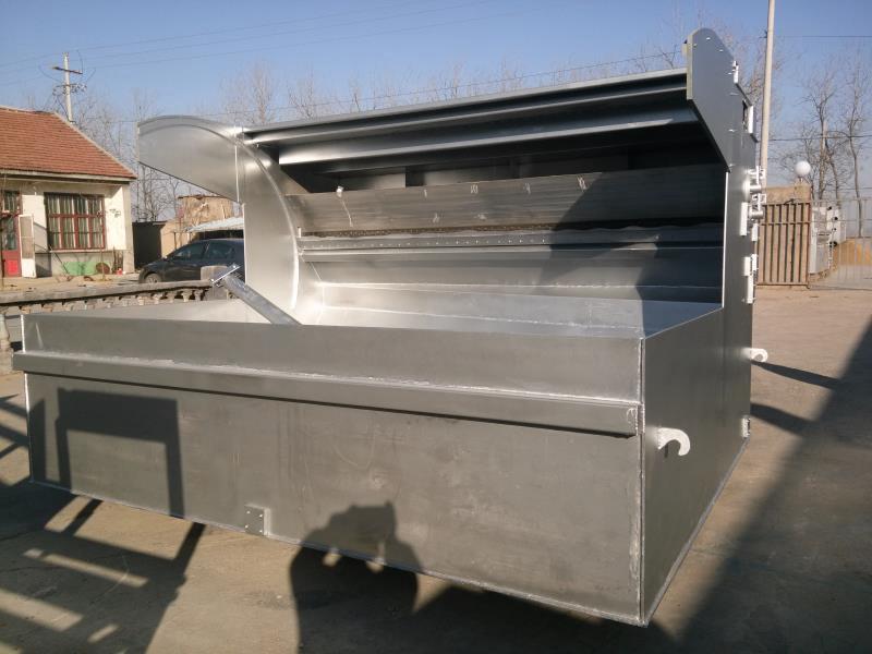 专业生产不锈钢网箱