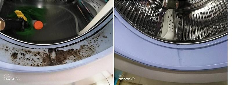 洗衣机清洁