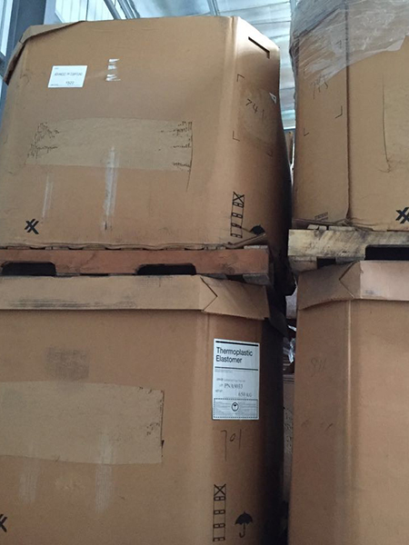 进口tpv副牌塑料-宝菱峰塑胶原料供应优良的进口tpv副牌材料