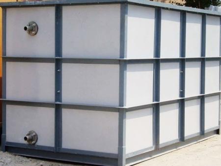 热泵水箱|选销量好的消防水箱,就到沈阳中发玻璃钢安装