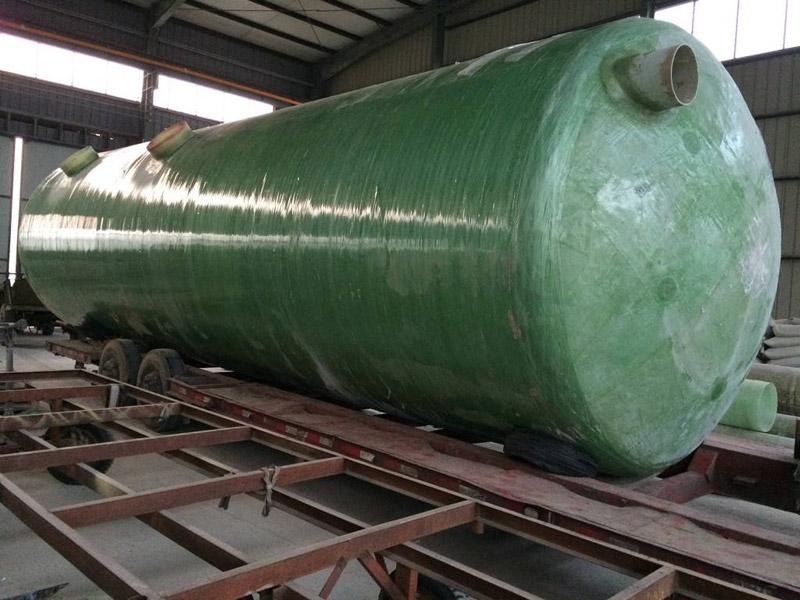 海南玻璃钢化粪池,海南污水处理,中水回用,贵州玻璃钢化粪池