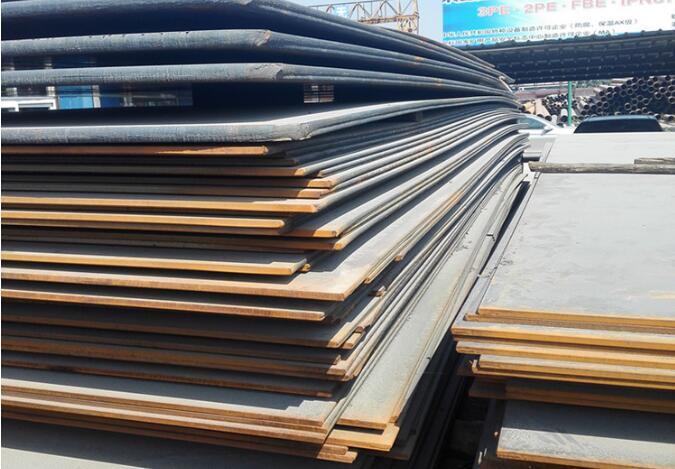 河南中厚板厂家供应