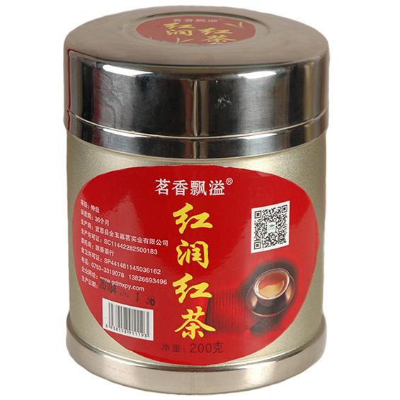 茗香飘溢红润红茶
