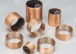 供应浙江热销FB09G青铜固体润滑轴承 专业的无油轴承厂家