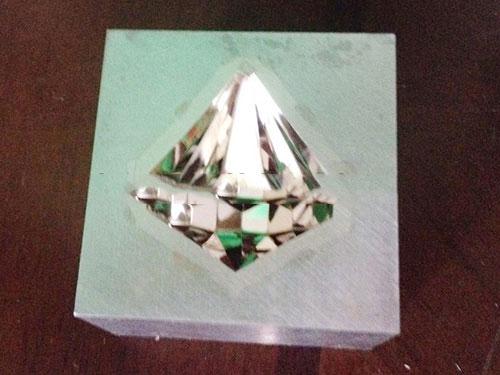 高质量的电铸钻石纹供应-电铸标牌