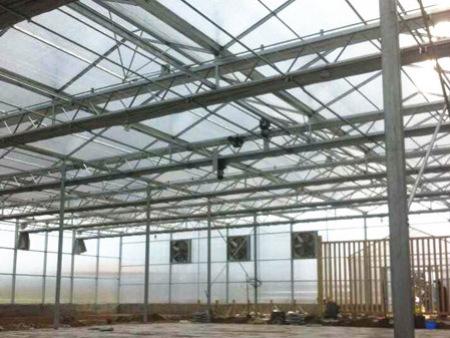 PC阳光板温室建造商