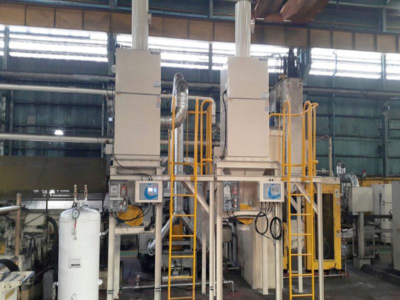 布袋除尘器代理加盟|深圳品牌好的布袋除尘器厂家直销