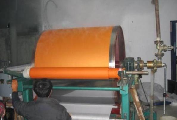 染纸机厂家图片|口碑好的染纸机厂家当属聚泰机械