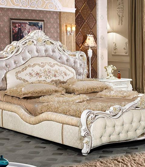 成都品质有保障的舒适双人床供应商是哪家,成都北欧简约家具