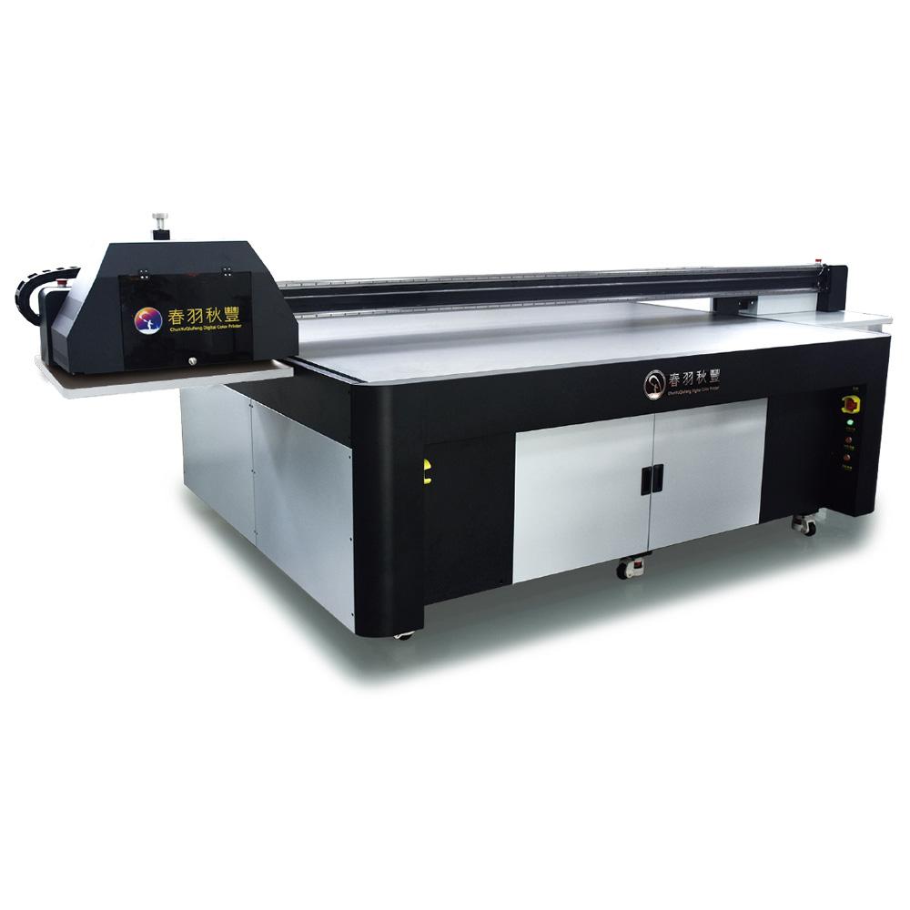UV打印机加工工艺-春羽秋丰数码彩印设备好用的UV打印机出售