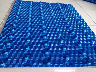 富盈环保设备性价比高的PVC点波悬挂型填料出售-填料图片
