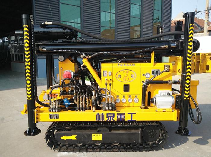 湖南林泉200型水井钻机