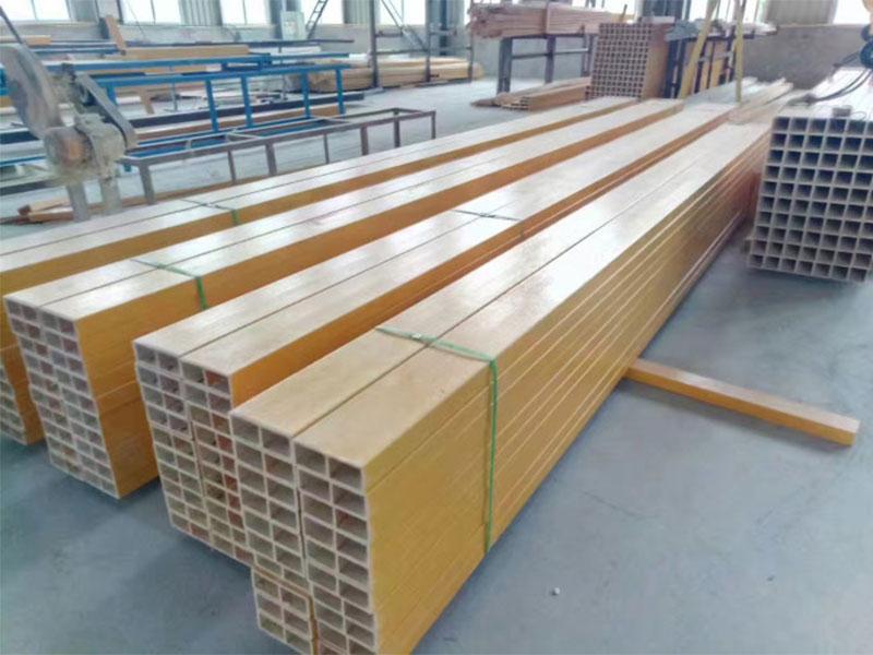 河北京通玻璃钢方管可定制质量保证