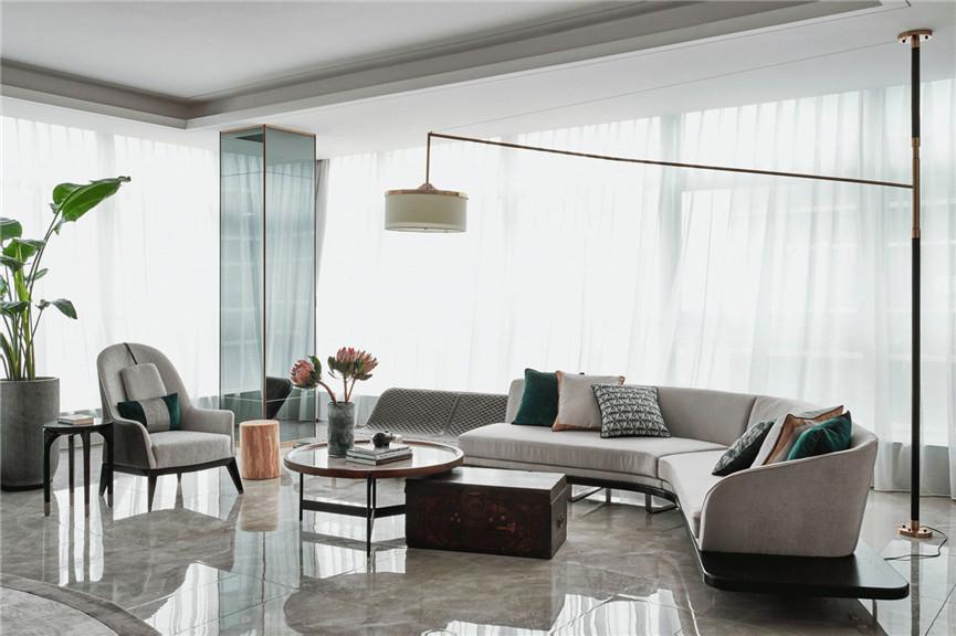 郑州高格调的总裁办公室设计,艺术办公装修设计工程公司