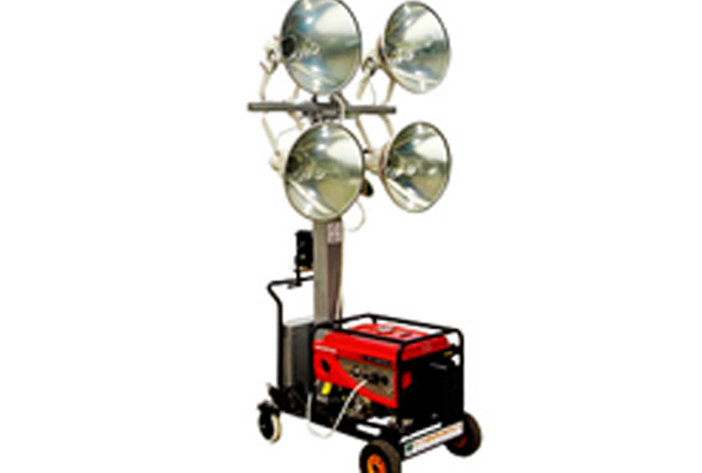 美国WB移动照明系统