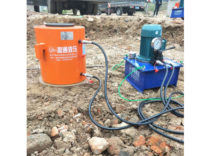 樁基檢測設備生產廠家,振通液壓機械提供安全的樁基檢測設備