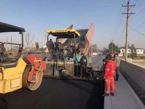 哪儿有实力可靠的沥青路面摊铺-信誉好的沥青路面摊铺施工队