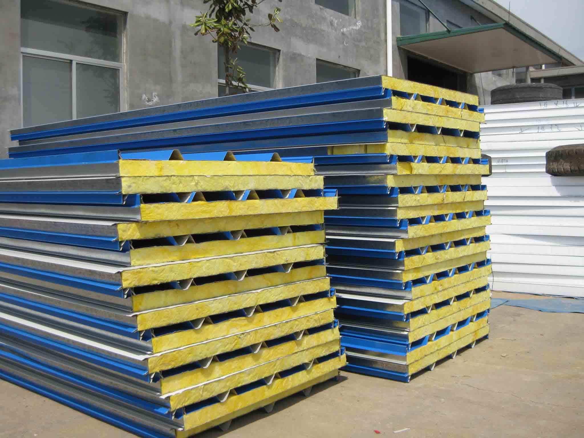 银川玻璃棉岩棉板-银川提供价格适中的银川玻璃棉岩棉板