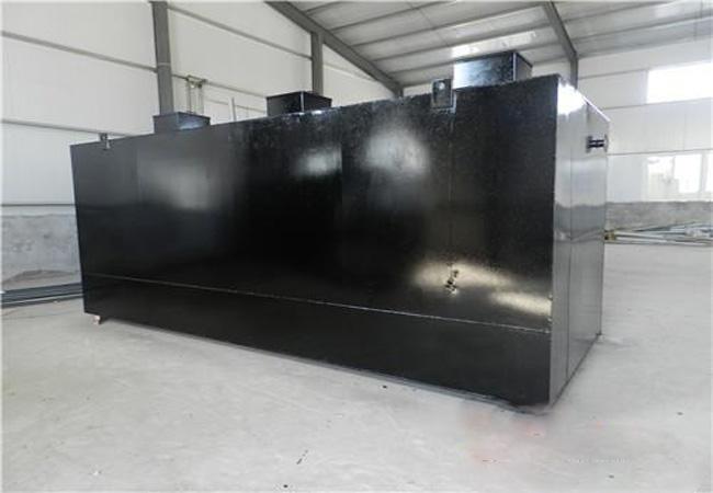 徐州地埋式市污水处理一体化设备