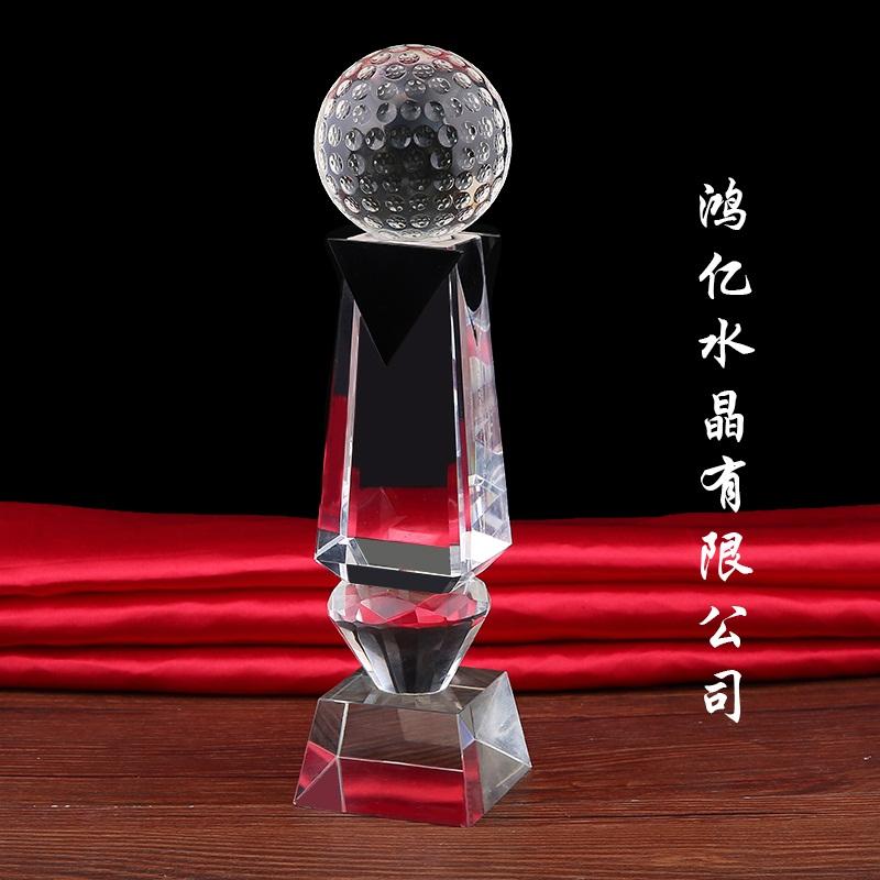 鸿亿礼品价格合理的水晶奖杯供应