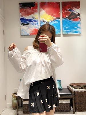 想要买连衣裙衬衫就来平常心服装店_时尚连衣裙衬衫