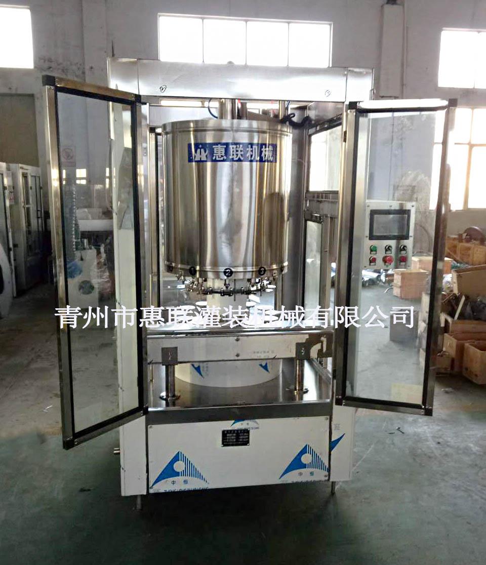 白酒灌装机 高精度定量灌装机 酒水灌装机 电子定量灌装设备