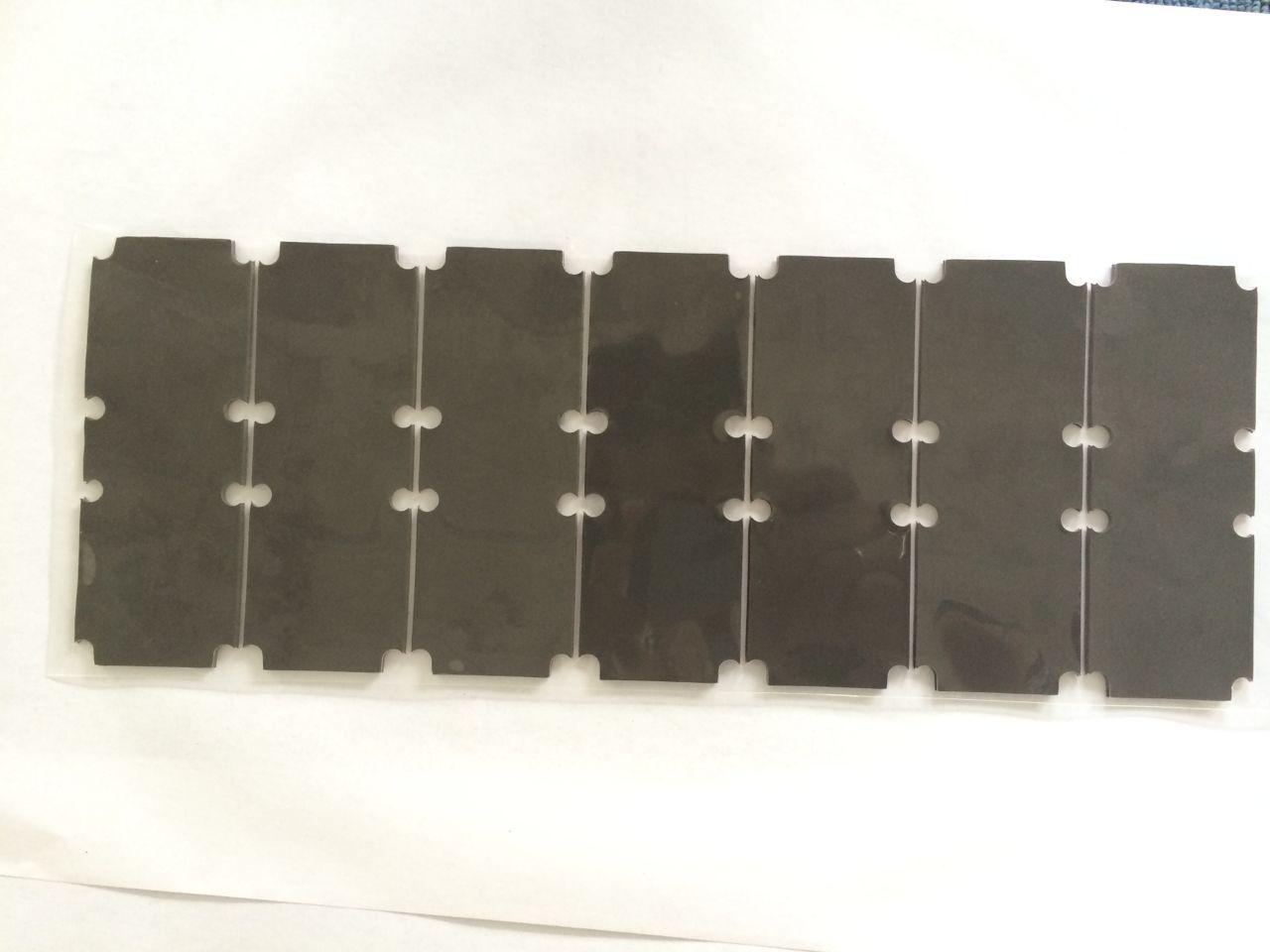 导热矽胶片