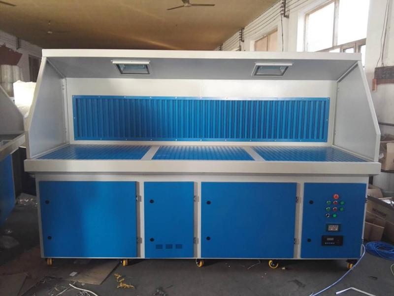 订购光氧催化废气净化器-锦澄环保设备质量良好的抛光打磨除尘工作台