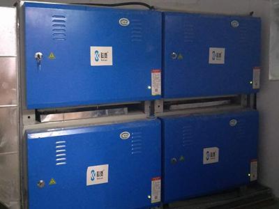 呼和浩特餐馆油烟净化设备-科岚新风环境技术提供专业的餐饮油烟净化设备