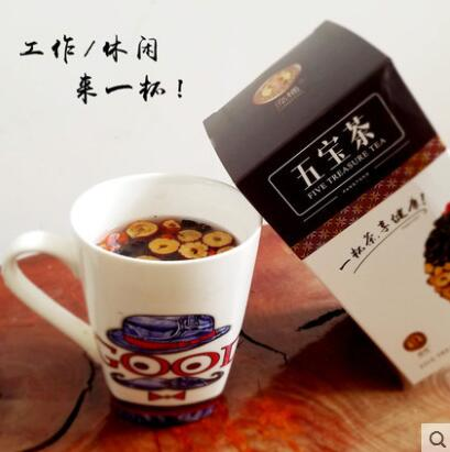 广西代用代泡茶,代用茶五宝茶厂家