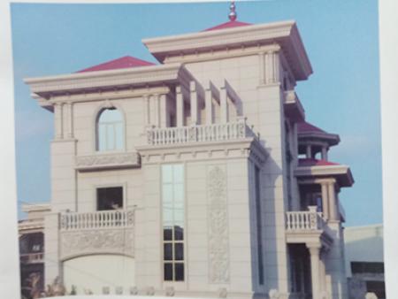 山东黄锈石案例