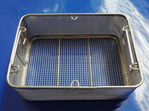 不銹鋼清洗籃-專業的清洗籃公司推薦