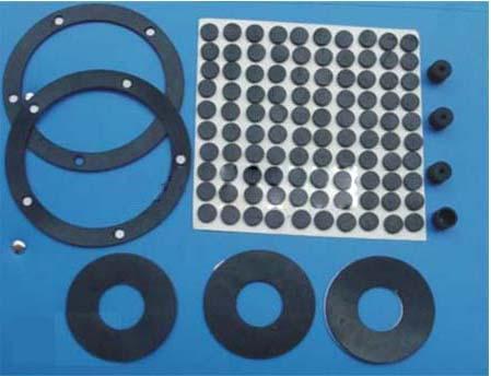 导热软矽胶多少钱-奥博特导热科技供应划算的硅胶杂件