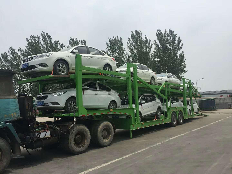 上海13米75两轿运车,9位中置轴轿运车厂家低价甩卖