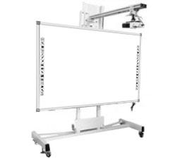 山西临猗县推荐好的一体机电子白板高拍仪投影机黑板手写板厂家