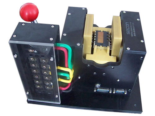 30A大功率IC测试治具-东莞报价合理的IC测试治具哪里买
