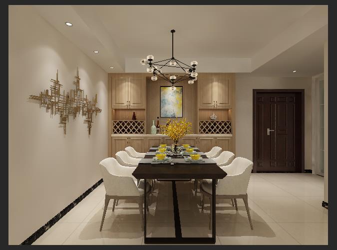 百年经典装饰,龙骧园,时尚现代简约,绍兴室内装修设计