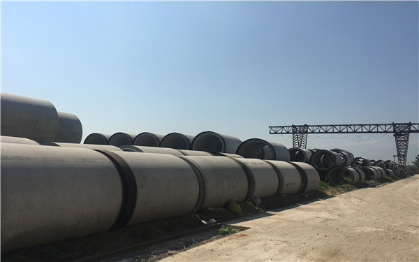 西安混凝土企口排水管生产厂家_陕西筑力_水泥管厂家直销