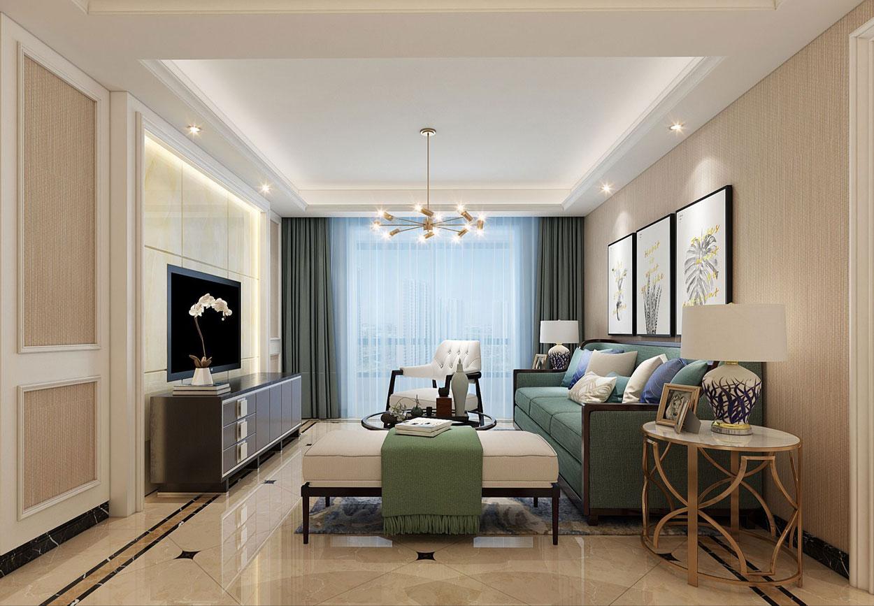 绍兴装潢设计,曲屯家苑,时尚现代,大气舒适,百年经典装饰