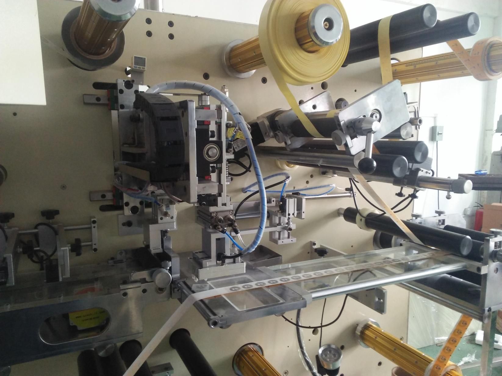 RFID倒封装机销售-广东划算的模切机哪里有供应