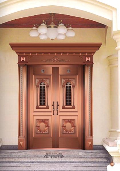 广州纯铜门_东莞质量硬的纯铜门